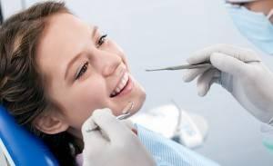 в нашей клинике безболезненно лечат зубы